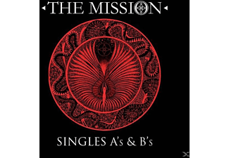 The Mission - Singles - (CD)