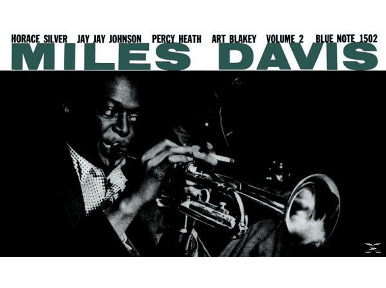 Miles Davis - Vol.2 (Rem.+Dl-Code) [LP + Download]