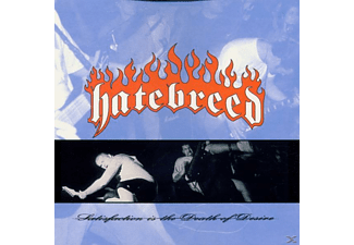 Hatebreed - Satisfaction Is The Death Of D - (CD)