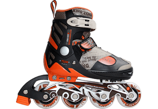 ACTION Paten S 31 34 Inline PW 132B 21 Orange ABEC 5