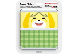 NINTENDO New 3DS Covers Isabelle