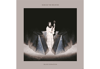 Mariam The Believer - Blood Donation (2 Lp + Cd) - (Vinyl)