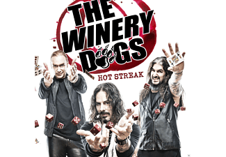 The Winery Dogs - Hot Streak (Vinyl LP (nagylemez))