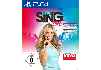 Let's Sing 2016 - PlayStation