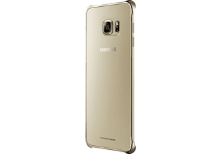 SAMSUNG EF-QG928 Galaxy S6 Edge Plus Handyhülle, Gold