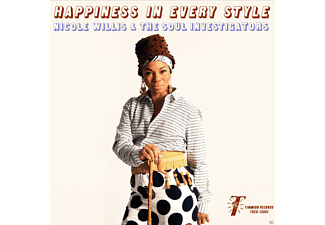 Nicole Willis And The Soul Investigators - Happiness In Every Style - (CD)