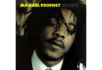 Michael Prophet - Burning Sound - (Vinyl)