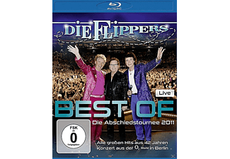 Die Flippers - Best Of: Die Abschiedstournee 2011 - Live [Blu-ray]