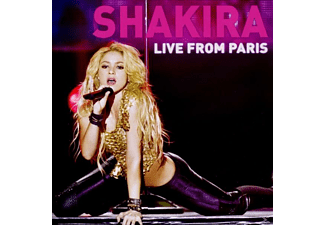Shakira - Shakira - Live From Paris - (CD)