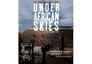 Paul Simon - UNDER AFRICAN SKIES BLU-RAY (GRACELAND 25TH ANNIVE - (Blu-ray)