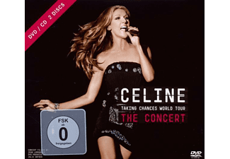 Céline Dion - TAKING CHANCES WORLD TOUR - THE CONCERT - (DVD + CD)