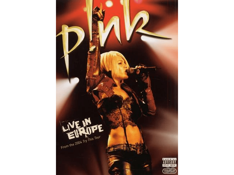 P!nk - Pink: Live In Europe [DVD]