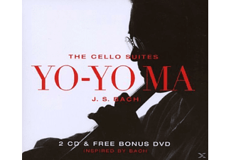 Yo-Yo Ma - The Bach Cello Suites (Limited Edition) - (CD + DVD Video)