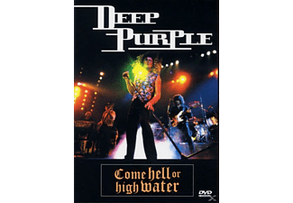 Deep Purple - COME HELL OR HIGH WATER - (DVD)