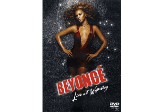 Beyoncé - LIVE AT WEMBLEY - (DVD)