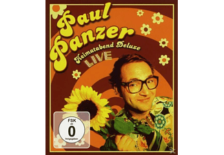 Paul Panzer - Heimatabend Deluxe - Live - (Blu-ray)