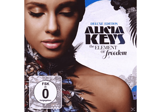 Alicia Keys - The Element Of Freedom - (CD + DVD Video)