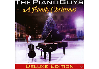 Piano Guys - A FAMILY CHRISTMAS - (CD + DVD Video)