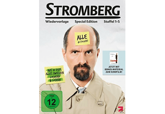 Stromberg - Staffel 1-5 (Deluxe-Version) - (DVD)