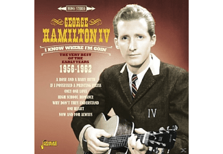 George Hamilton IV - I Know Where I'm Going - (CD)
