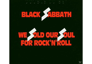 Black Sabbath - We Sold Our Soul For Rock'n'roll (Jewel) [CD]