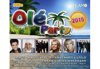 VARIOUS - Olé Party 2015 [CD]