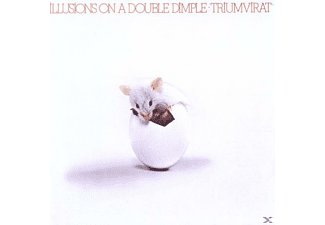 Triumvirat - Illusions On A Double Dimple - (CD)