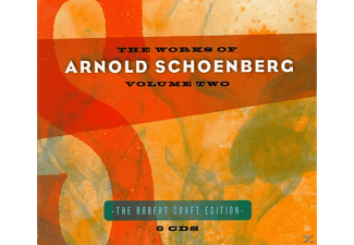 Craft Robert - Works Of Arnold Schönberg Vol.2 - (CD)