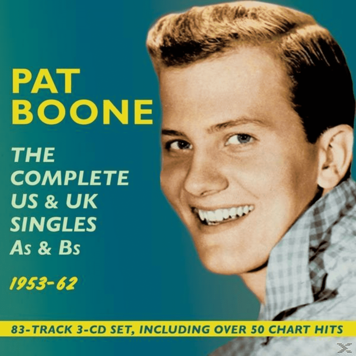 The Complete Us & Uk Singles As & Bs 1953-62 Pat Boone auf CD