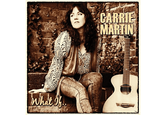 Carrie Martin - What If... - (CD)