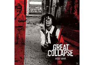 The Great Collapse - Holy War (Red) [LP + Download]