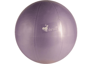 EBRULI Pilates Topu Anti Burst 75 cm Mor