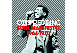 Otis Redding - Soul Manifesto1964-1970 [CD]