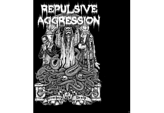 Repulsive Aggression - Preachers Of Death [CD]