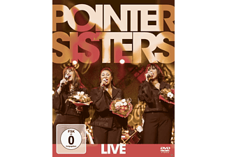 The Pointer Sisters - Live [DVD]
