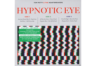 Tom & The Heartbreakers Petty - Hypnotic Eye - (LP + Download)