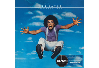 Leo Sayer - ENDLESS FLIGHT (+DOWNLOAD) - (Vinyl)