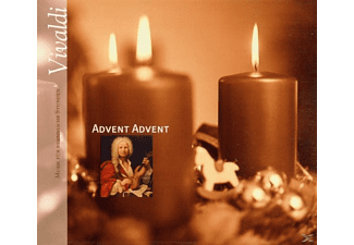 VARIOUS - Advent, Advent - (CD)
