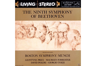 Charles Munch - Sinfonie 9 In D Minor, Op.125 - (CD)
