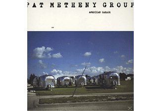 Pat Metheny - American Garage - (Vinyl)