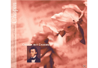 VARIOUS - Chopin Mit Charme - (CD)