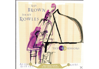 Brown, Ray / Rowles, Jimmy - The Duo Sessions - (CD)