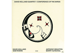 David Holland Quartet, Dave Holland - CONFERENCE OF THE BIRDS - (CD)