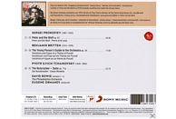 The Philadelphia Orchestra, David Bowie - David Bowie Narrates Peter And The Wolf [CD]