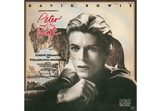 The Philadelphia Orchestra, David Bowie - David Bowie Narrates Peter And The Wolf - (CD)