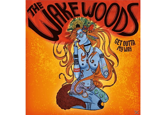 The Wake Woods - Get Outta My Way (Vinyl+CD) - (Vinyl)