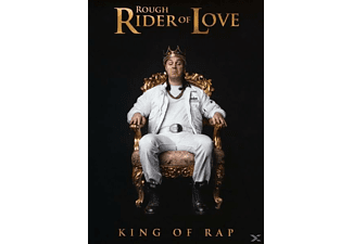 Roughrider Of Love - King Of Rap (Box) [CD]