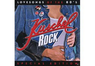 VARIOUS - Kuschelrock-Lovesongs of the 80's - (CD)