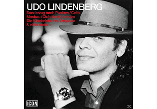 Udo Lindenberg - ICON - (CD)