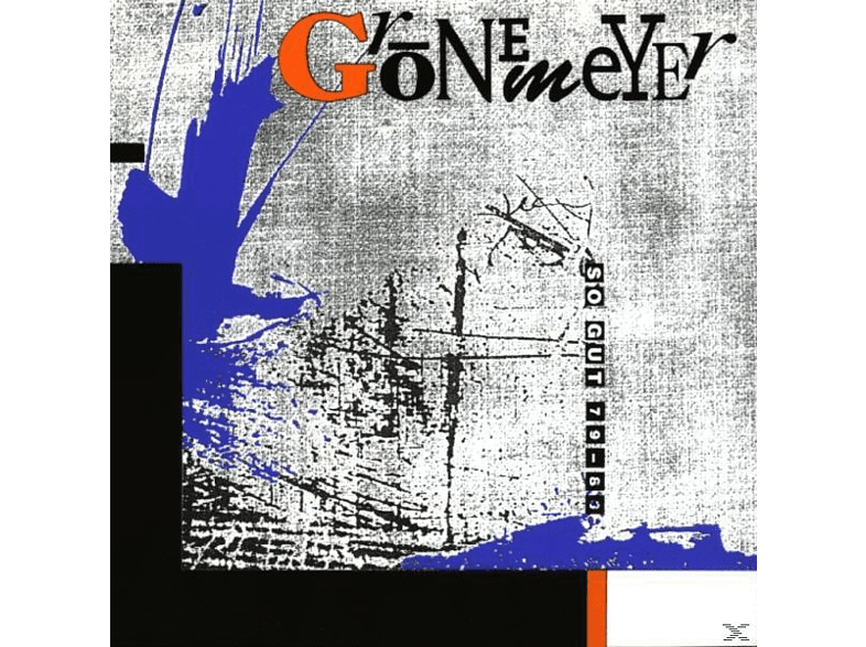 Herbert Grönemeyer - So Gut (1979-1983) [CD]